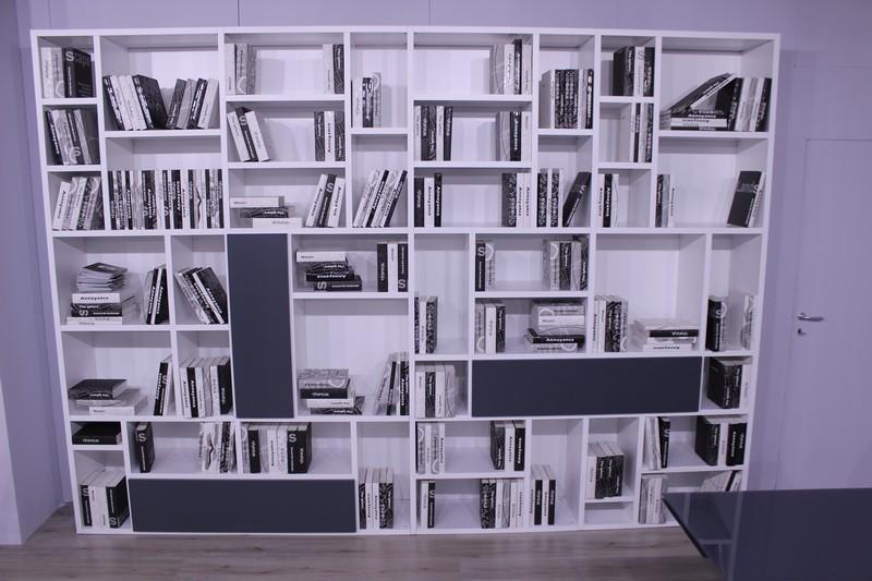 Libreria Mercantini mod Nestos 2