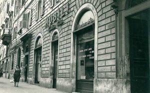 cucine Roma negozio anni 60 Via Napoleone III 82